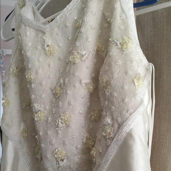 Carolina Herrera Dresses Saks Embellished Wedding Gown Poshmark